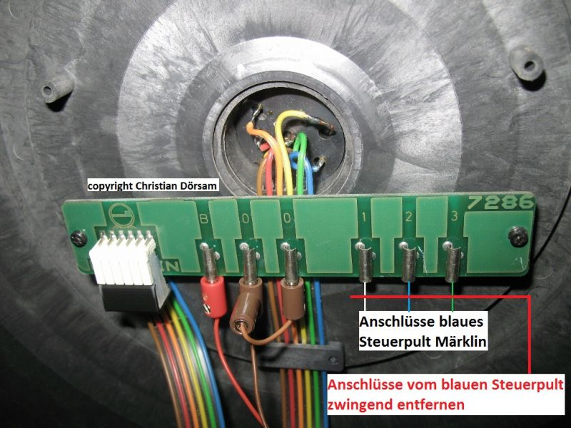 Elektrik drehscheibe deutsch for Kettenschloss mit drehscheibensystem